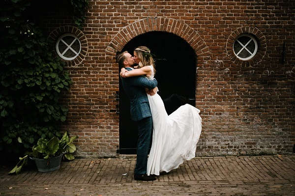 First sight wedding - Karin van de Ven Trouwambtenaar