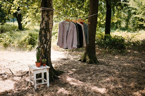 Join us in the woods - Karin van de Ven Trouwambtenaar