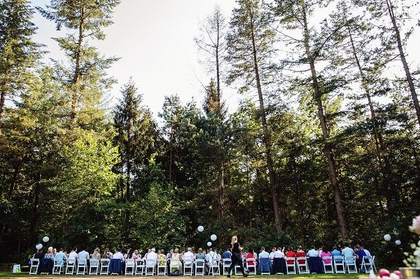 6 - Diner in het bos Karin van de Ven Trouwambtenaar