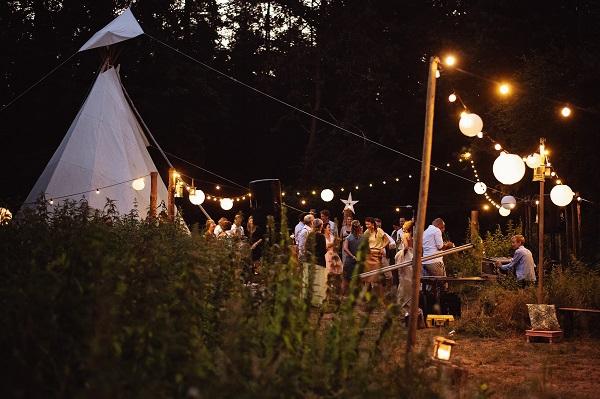 7 - Feest in het bos Karin van de Ven Trouwambtenaar