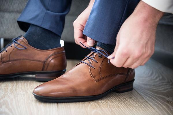 Bruidegom schoenen - Karin van de Ven Trouwambtenaar