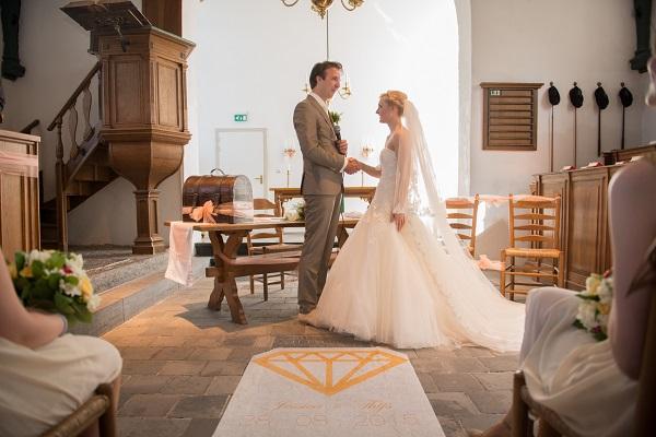Eigen trouwbelofte uitspreken