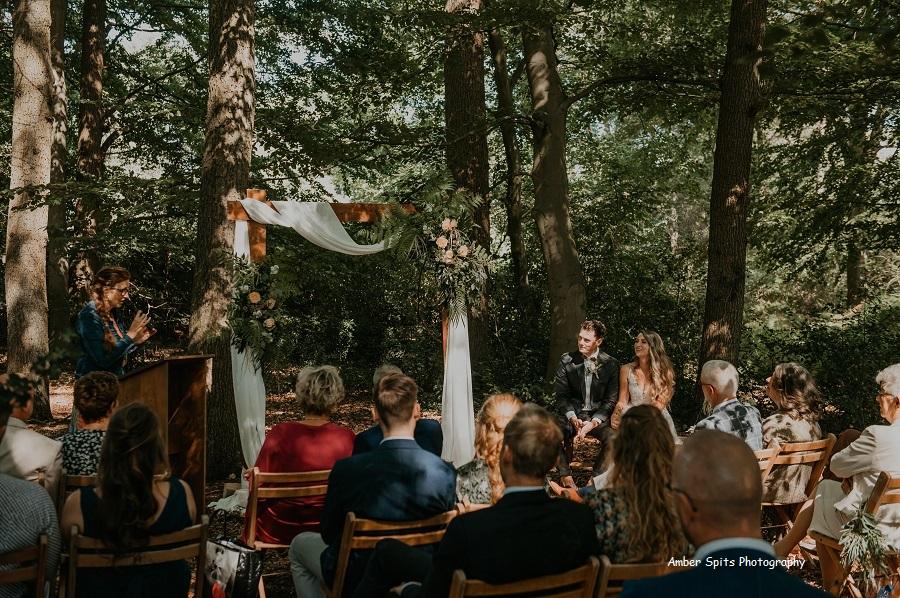 Erve Beverborg Bruiloft fotografie Amber Spits